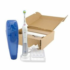 Oral-B Professional Healthy Clean   ProWhite Precision 4000 Rechargeable Electric Toothbrush