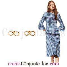Pendientes Infinity dorados ★ 3'95 € ★ Cómpralos en https://www.conjuntados.com/es/pendientes/pendientes-minimalistas/pendientes-dorados-infinity.html ★ #pendientes #earrings #minimalista #minimalist #conjuntados #conjuntada #joyitas #jewelry #bijoux #accesorios #complementos #moda #fashion #fashionadicct #outfit #estilo #style #streetstyle #casualstreet #GustosParaTodas #ParaTodosLosGustos