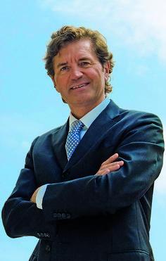 Giancarlo Moretti Polegato Właściciel Villa Sandi
