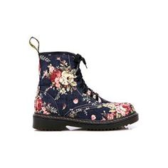 Floral Upper Lace Up Blue Martin boots.Blue martin boots, featuring ankle height, Lightweight canvas upper, Lace-up closure with metal eyelets, Floral print design, Pull tab to reverse, Contrast stitched seams, Air cushioned sole. - See more at: http://pariscoming.com/en-floral-upper-lace-up-blue-martin-boots-p150005.htm#sthash.jdo8sDit.dpuf
