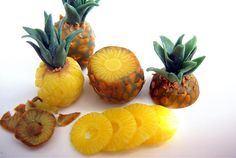 The Gallery html Pineapples whole halved and sliced, Pineapples whole, halved and sliced