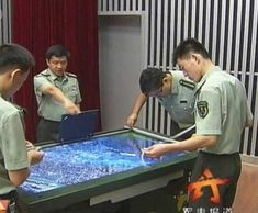 China's military uses 3D printing to better visualize landscapes