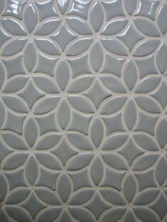 Kitchen tile in Light Gray