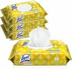 Lysol Handi-Pack Disinfecting Wipes Lemon and Lime Blossom cleaning wipes antibacterial wipes sanitizing wipes cleaning supplies Cleaning Toys, Cleaning Hacks, Cleaning Supplies, Cleaning Wipes, Kitchen Cleaning, Lysol Disinfecting Wipes, Disinfectant Spray, Sunburn Relief, Wet Wipe