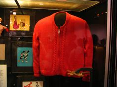 Did you know that Mr. Rogers' mother, Nancy, hand knit each and every one of those sweaters the color-blind host pulled out from his closet every day?