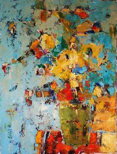 Painting Julia Klimova