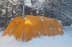My sister' tent! Arctic Oven™ 12x18 with Vestibule