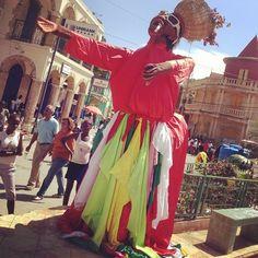 Jacmel #carnival #haiti #plezikanaval  Haiti Carnaval 2013