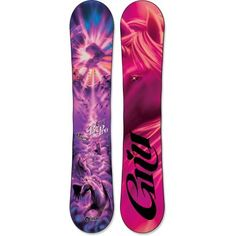 Gnu B-Pro Snowboard - Women's (I hate this stupid pink pony bullshit but this is supposed to be the best women's board out there) Snowboarding Style, Snowboarding Women, Ski And Snowboard, Pro Snowboarders, Je T'adore, Winter Activities, Fall Winter Outfits, Amazing Women, New Baby Products