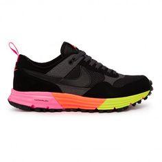 Nike Lunar Pegasus Nsw Trail 653477-003 Sneakers — Sneakers at CrookedTongues.com