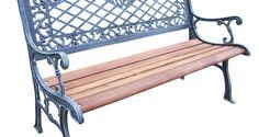 20 Appealing Garden Bench Ends Inspirational