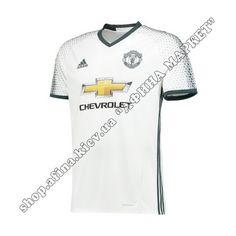 Футболка Манчестер Юнайтед 2017 Adidas резервная