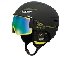 Interchangeable spherical  polycarbonate lens   Advanced Air-Flow Connection   Detachable washable lining with soft  facing   Goggle strap guide   Certification: EN1077  ASTM   Weight: 490g
