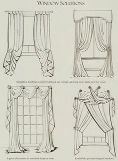Image detail for -easy curtain ideas, ideas for interesting window treatments, how