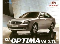 Kia Optima 2007 Brochure 1