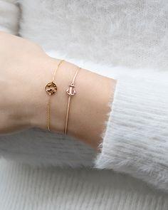 Armband, Gold, Weltkugel - Nail and Make up Gold, Wanderlust, Delicate, Make Up, Bracelets, Travel, Nail, Fashion, Schmuck