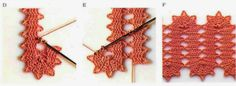 TRICO et CROCHET-madonna-moi: Bruges dentelle crochet avec crochet patterns, Bruges Lace, Irish Crochet, Crochet Lace, Crochet Hooks, Madonna, Stitch Patterns, Crochet Patterns, Crochet Ideas, Crochet Symbols