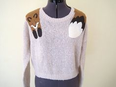 Fox around sweatshirt