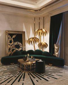 Home Room Design, Dream Home Design, Living Room Designs, House Design, Versace Home, Living Room Decor Inspiration, Cozy Living Rooms, Luxury Interior Design, Luxurious Bedrooms