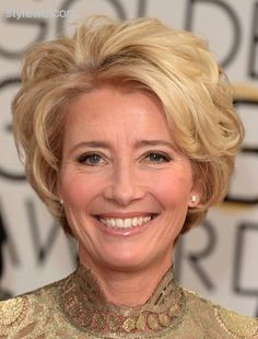 short haircuts for thin curly hair - Google Search