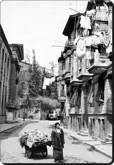 Cumbalı Evler (Fener, 70'ler) #istanlook #nostalji #birzamanlar