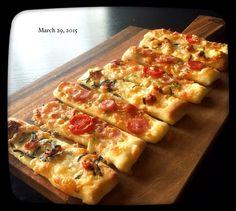 さわこ's dish photo 発酵なし!5分で完成クリスピーピザ生地 #SnapDish #レシピ