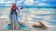 Sea Elf by emmagucci on DeviantArt
