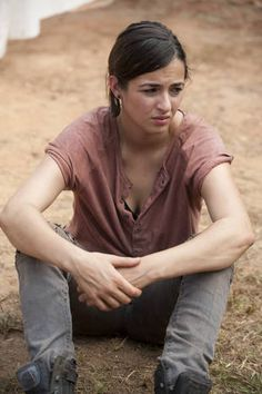 Alanna Masterson Sexy   The Walking Dead Season 4: Where Did Tara Chambler Go?   The Walking ...