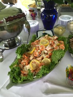 Southern-Style Pickled Shrimp! www.cateringbydebbicovington.com ...