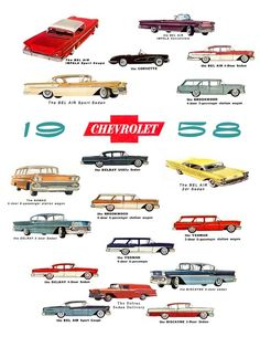 Chevy Models