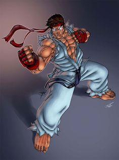 Ryu: Fooray
