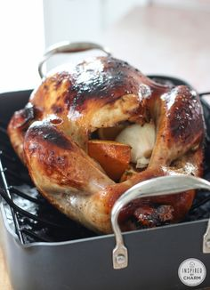 How to make a moist turkey