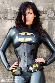 23 Hot Latex Cosplay Outfits