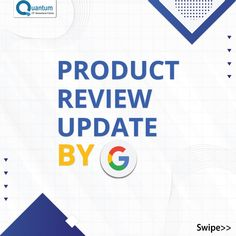 """Google has released an update named """"Product Review Algorithm Update"""". The Google product reviews update aims to promote review content that is above and beyond much of the templated information. #digitalmarketing #marketing #socialmediamarketing #socialmedia #business #marketingdigital #branding #seo #instagram #onlinemarketing #advertising #digital #entrepreneur #smallbusiness #design #bhfyp #love #webdesign #like #photography #graphicdesign #content #google #googleupdate #seoupdates"""