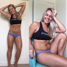 A new body positive post by Foodie Girl Fitnessproves self-acceptance is everything. | Health.com