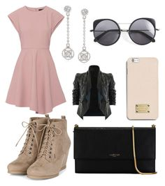 """""""Untitled #135"""" by haleypapa on Polyvore featuring TIBI, Lanvin, Euphoria, MICHAEL Michael Kors and Wood Wood"""