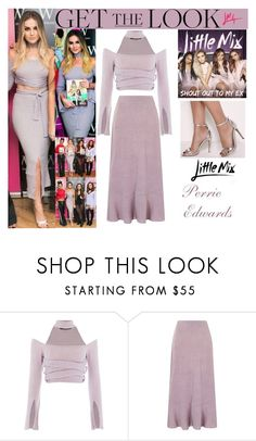 """""""Perrie Edwards Little Mix Our World Book Signing October 22, 2016"""" by valenlss ❤ liked on Polyvore featuring Lavish Alice"""