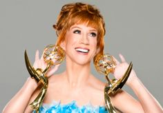 I love Kathy Griffin, one of the most hilarious females alive