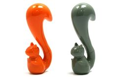 Squirrel Pen for signing the marriage certificate