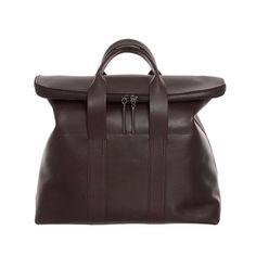 Shopper 31 Hour Bag in mahagoni braun