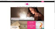Lancement du site web de La Box Boutik!! Rendez-vous dès à présent sur www.la-box-boutik.com afin de découvrir nos différentes thématiques de boxs cadeau et leurs univers.