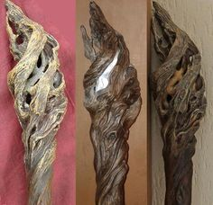 Risultati immagini per how to make gandalf staff Cosplay Tutorial, Cosplay Diy, Larp, Gandalf Staff, Wood Table Design, Table Designs, Wizard Staff, Walking Sticks And Canes, Woodworking Furniture Plans