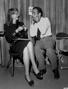 The reason Humphrey Bogart fell for Lauren Bacall