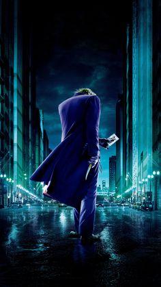The Dark Knight (2008) Phone Wallpaper | Moviemania