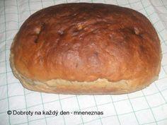 Kmínový chléb Bread, Food, Brot, Essen, Baking, Meals, Breads, Buns, Yemek