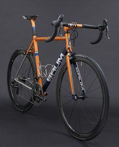 Baum Cycles' Burnt Orange Corretto