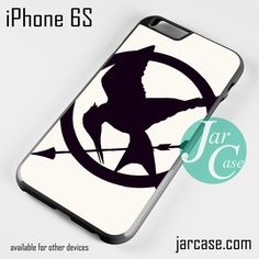 The Hunger Games Cool Logo Phone case for iPhone 6/6S/6 Plus/6S plus
