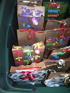 Need a simple Christmas idea serving others? I've got one for you and it is FUN to do!