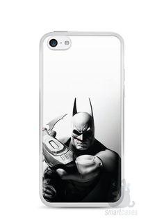 Capa Iphone 5C Batman #1 - SmartCases - Acessórios para celulares e tablets :)