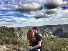 Kiss with a view. Christmas In South Africa, African Fashion, Christmas Holidays, Scenery, Kiss, Christmas Vacation, Paisajes, Landscape, A Kiss